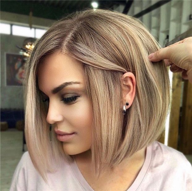 35 Fashionable Hair Color Ideas For Long And Short Hair In 2020 In 2020 Hair Styles Modern Short Hairstyles Short Hair Styles