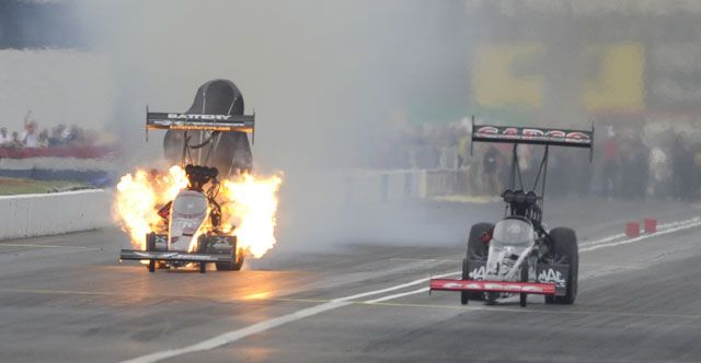Nhra Story Monday S Chevrolet Performance U S Nationals Live