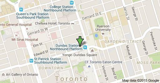 420-20 Dundas Street West Toronto, Ontario M5g 2c2