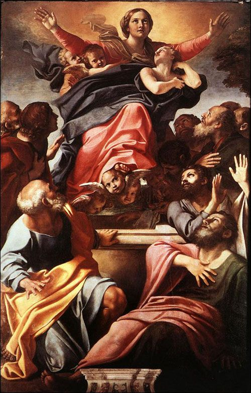 The Baroque Art Movement Artists And Artwork Of The 17th Century Emptyeasel Com Annibale Carracci Baroque Art Baroque Painting
