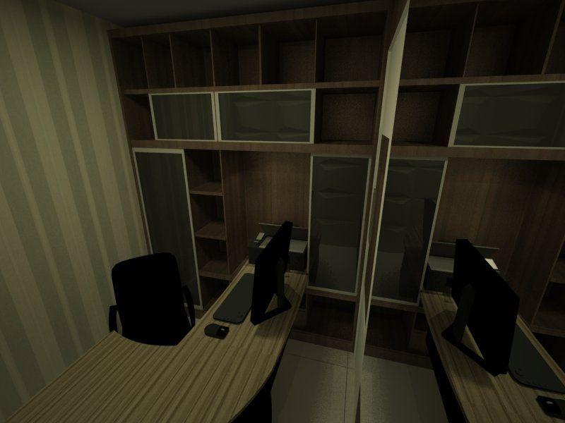 Escritório - Apartamento Residencial