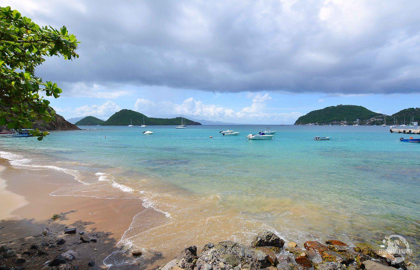 Les Saintes: le trésor de la Guadeloupe