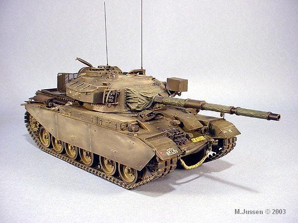 TRACK-LINK / Gallery / Centurion Mk5/2 NL