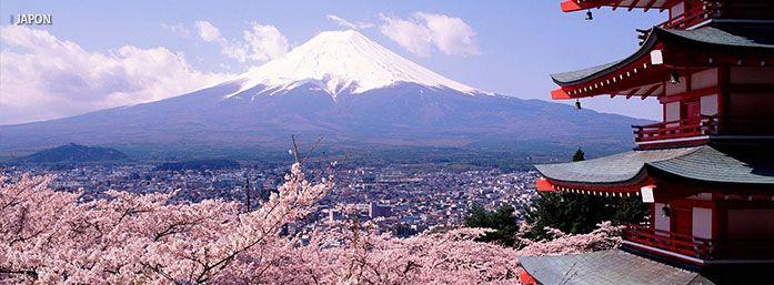 Japon - Gendron Soleil