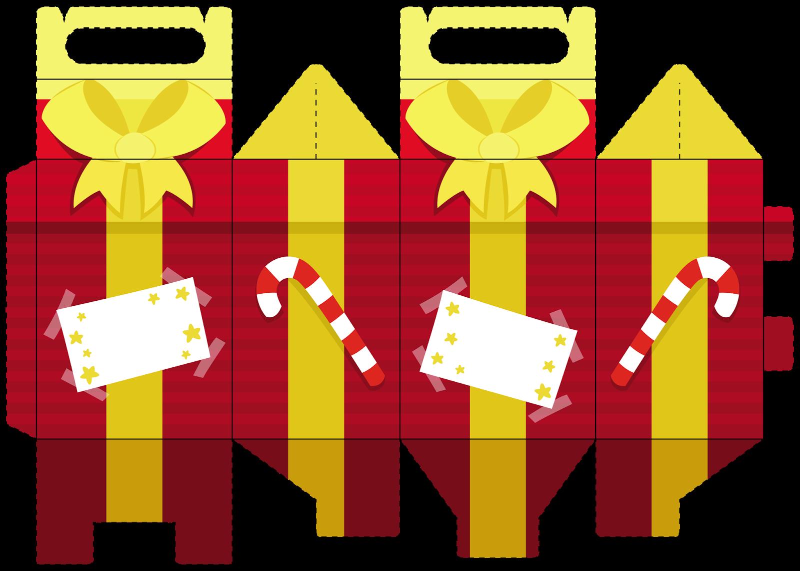 Caixinhas De Natal Caixas De Natal Natal E Paginas Para Colorir