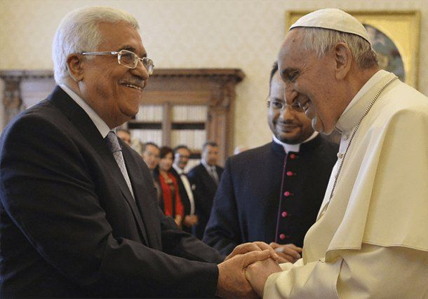 Israel and the Jewish people should protest this measure in the strongest possible terms and make sure that Pope Francis realizes the damage he has done.