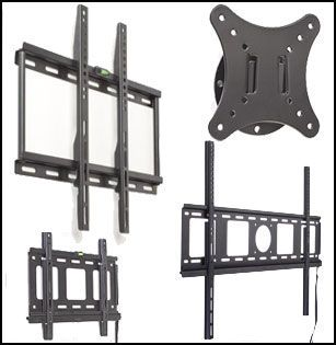 Wall mounts for TV