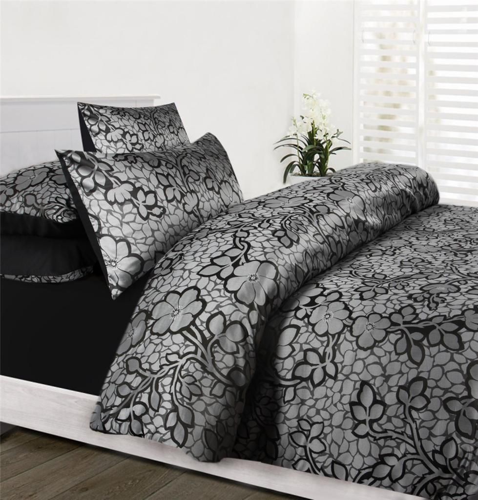 Bed cover in bedding ebay - Details About Graffiti Grey Orange Red Aqua Green Queen Double Single Quilt Doona Cover Set Bed Linen Setsqueen