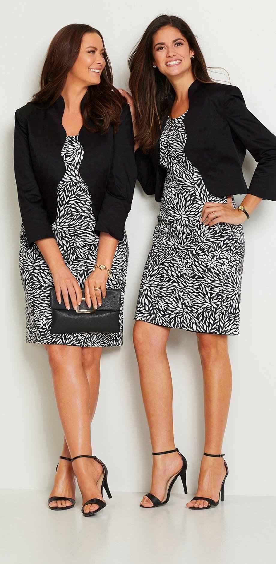 Damen - Große Größen - Mode - Kleider  Kleider damen