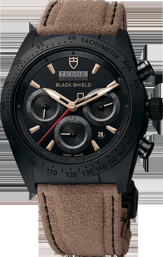 454f54d0060 La Cote des Montres   La montre Tudor Fastrider Black Shield - Un concentré  de force