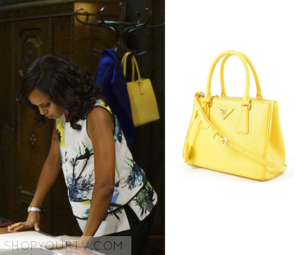 30cc03a02245 ShopYourTv Scandal  Season 5 Episode 16 Olivia s Yellow Tote Bag -  ShopYourTv