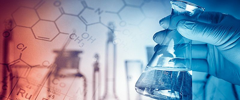 Chemical Background In 2019 Chemistry Medical Science