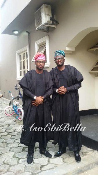11ec316156e8b Black Agbada & Aso-Oke Caps | Aso Ebi Bella | African print fashion ...