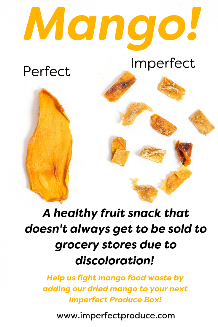 Anyone else love dried mango? We adore this healthy fruit