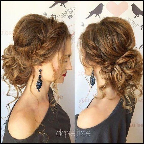 10 Ziemlich Chaotisch Hochsteckfrisuren Für Lange Haare