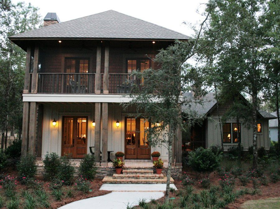 This two story cottage built by Pat Achee of Achee Properties  Inc    This two story cottage built by Pat Achee of Achee Properties  Inc  is the Baldwin County Home builders Association    s Showcase Home for   Desig