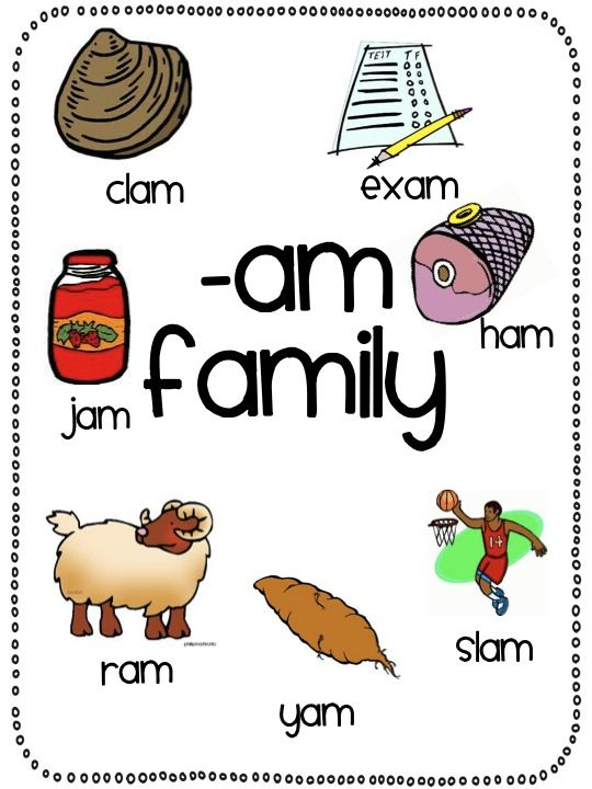Ms Rachel S Room A Special Ed Classroom Blog I M Back Classroom Freebies Word Families Phonics Kindergarten Am word family worksheets for