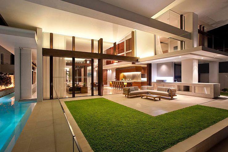 extérieur de luxe | architecture, déco | Maison moderne ...
