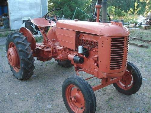 Old Case Tractor : Old case tractor pictures i remember pinterest