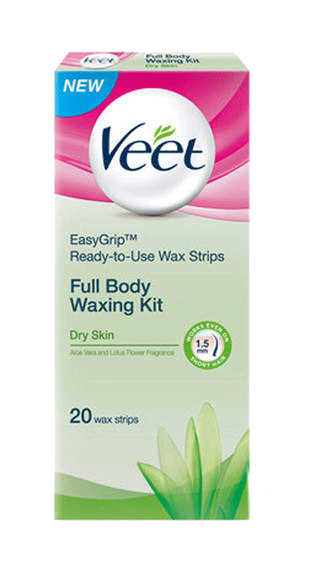 Veet Wax Strip Dry Skin Buy Online At Lowest Price In India Bigchemist Com
