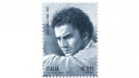 Luigi Tenco: stampato un francobollo celebrativo per ricordare i 50 anni dalla sua morte https://t.co/5pBP5XDg0X https://t.co/Eow39pposj