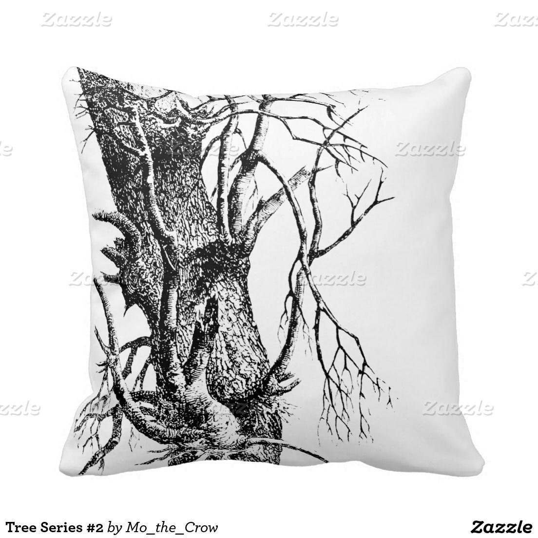 Tree Series #2 Pillows