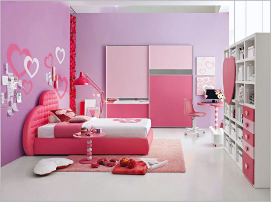 Floating Girls Bed Google Search Girls Room Design