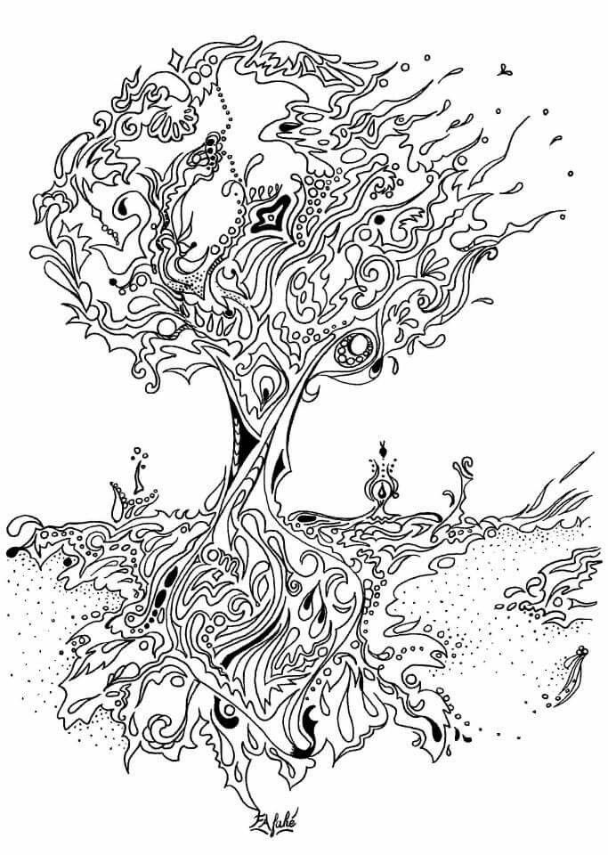Pin de Penny Beech Green en Coloring Book   Pinterest   Mandalas