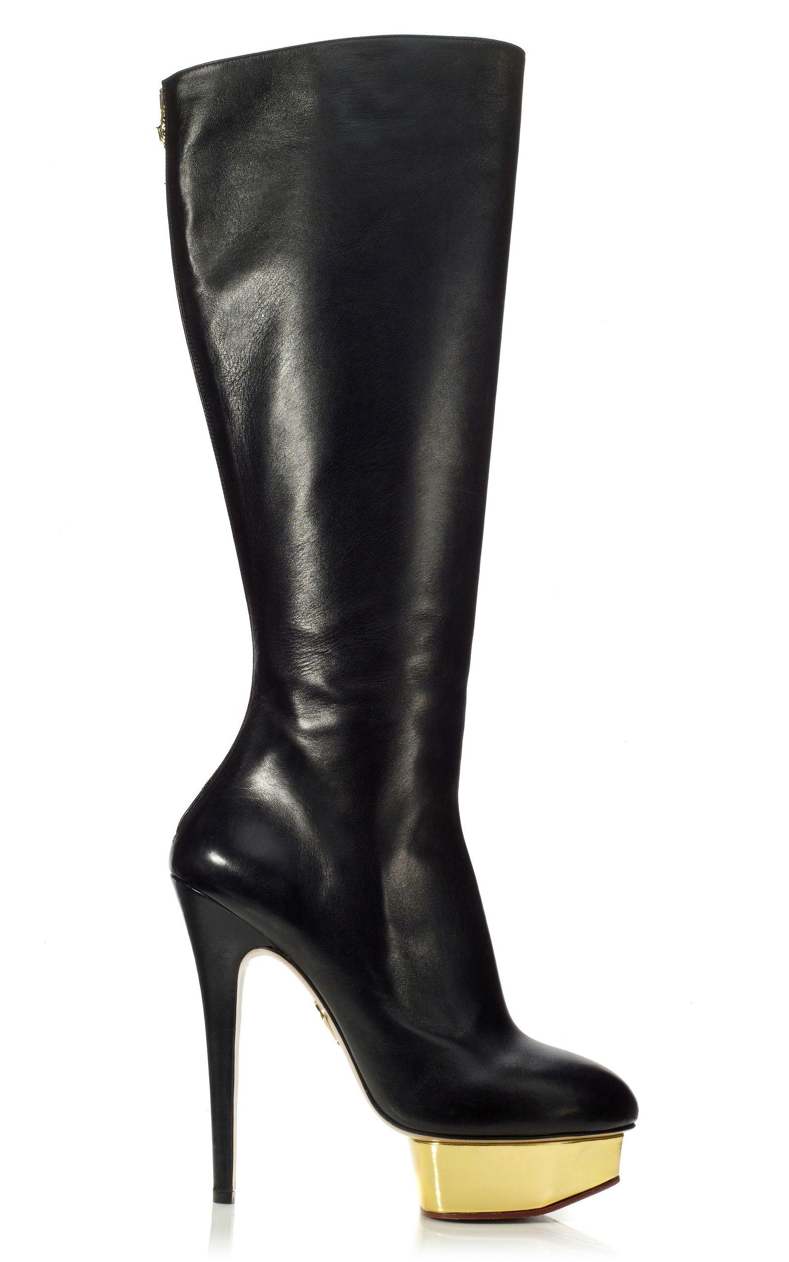 76355faa524 Bonnie Boot by Charlotte Olympia for Preorder on Moda Operandi