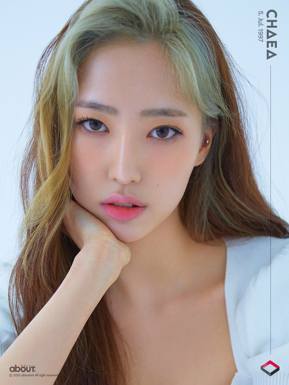 Redsquare Chaea Girl Group Beautiful Person Girl