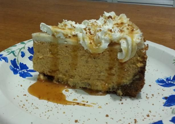olive garden pumpkin cheesecake from foodcom this cheesecake is a difficult to find at the olive garden because they only have it during the fall - Olive Garden Pumpkin Cheesecake