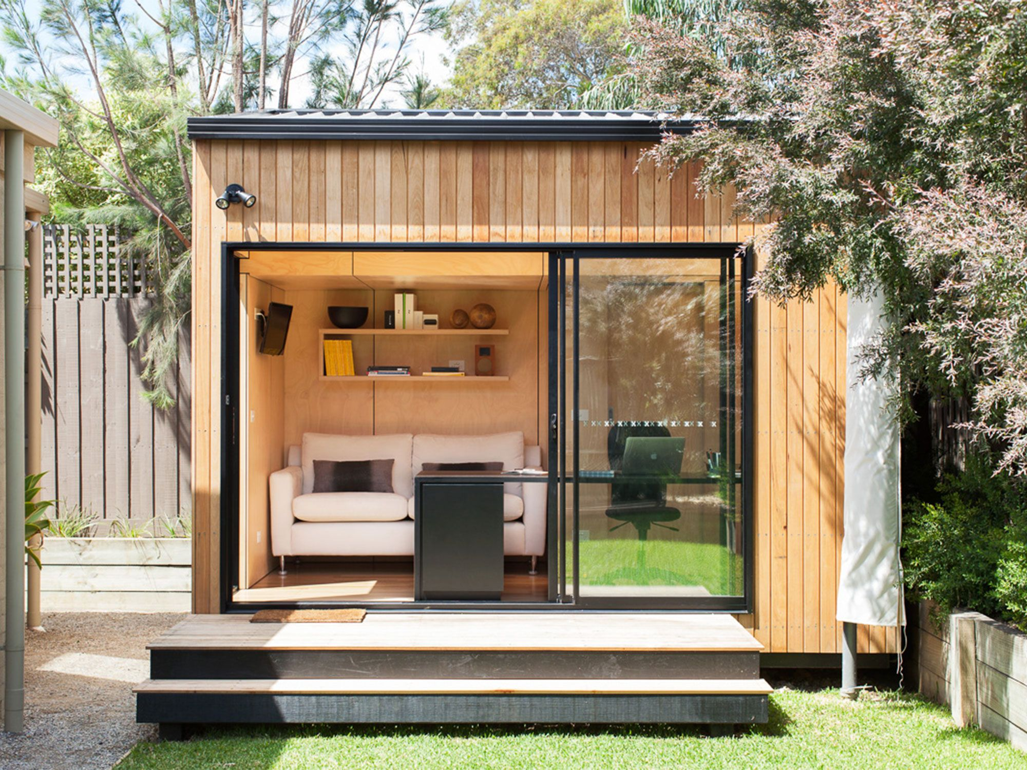 prefab prefabricated modular kit home studio | Prefab ...