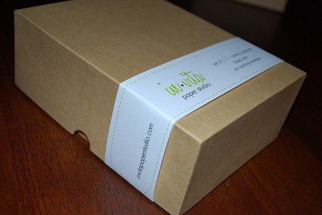 Design Art Packaging Design Kraft Packaging