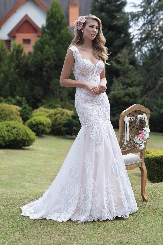 36++ Open back mermaid style wedding dress info