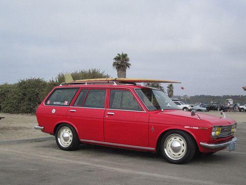 Datsun 510  wagons man  love em  | Dream Cars | Datsun 510