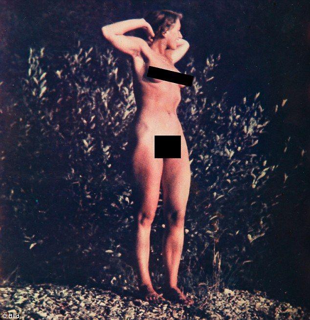 braun nude Eva