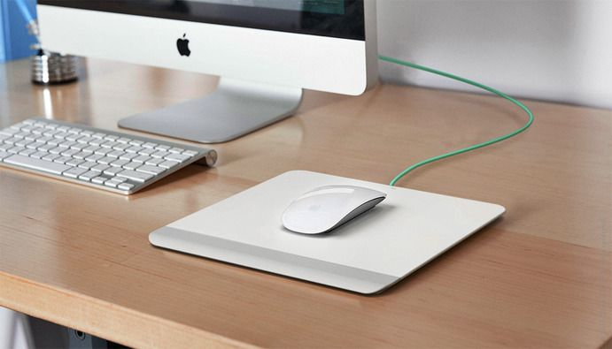 Quirky Resurge Always Keep Your Apple Wireless Magic Mouse