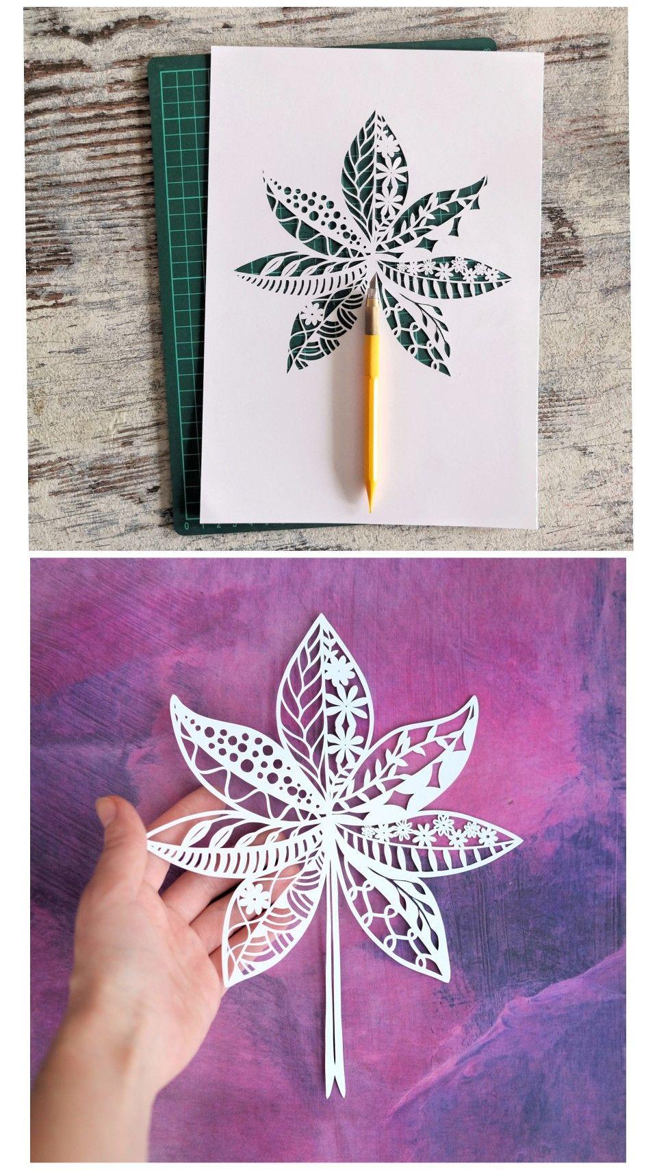 Photo of Paper cut art by Antonina Luchinina