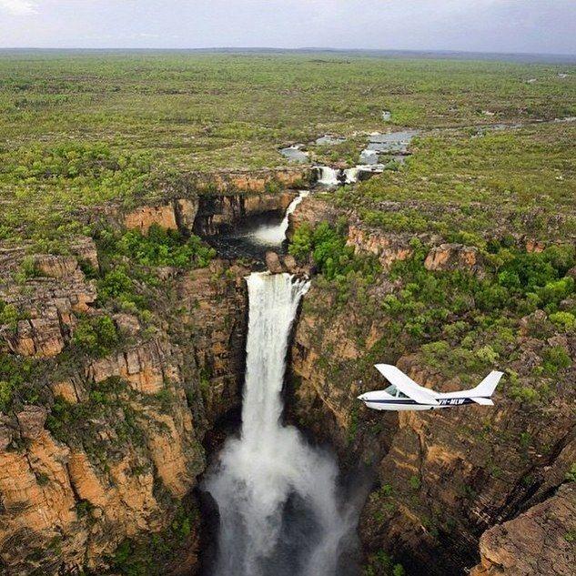 Jim Jim Falls. Australia