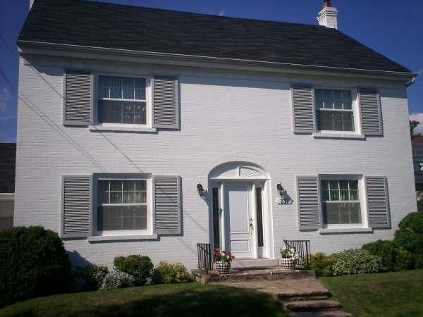 Exterior Trim Paint Color On Pinterest White Houses Exterior Paint Colors And Shutters