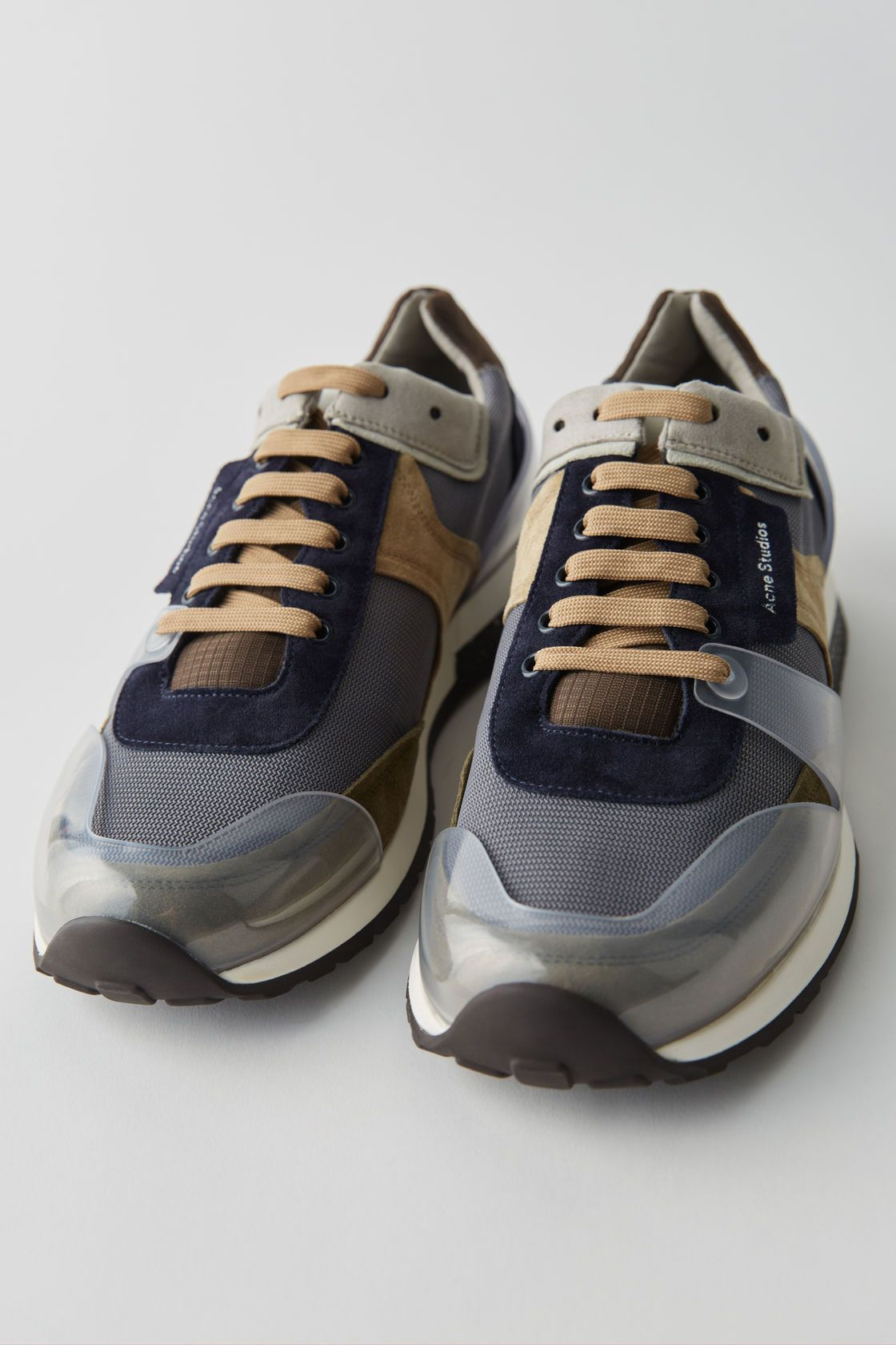 Acne Studios Jimmy Label Gris foncé. Acne Studios Jimmy Label Gris foncé Chaussures  De ... b273f708e60