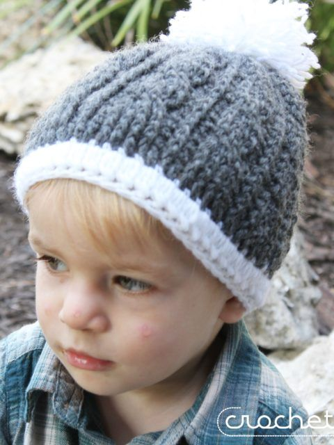 crochet cable hat free pattern | 1. Crochet | Pinterest