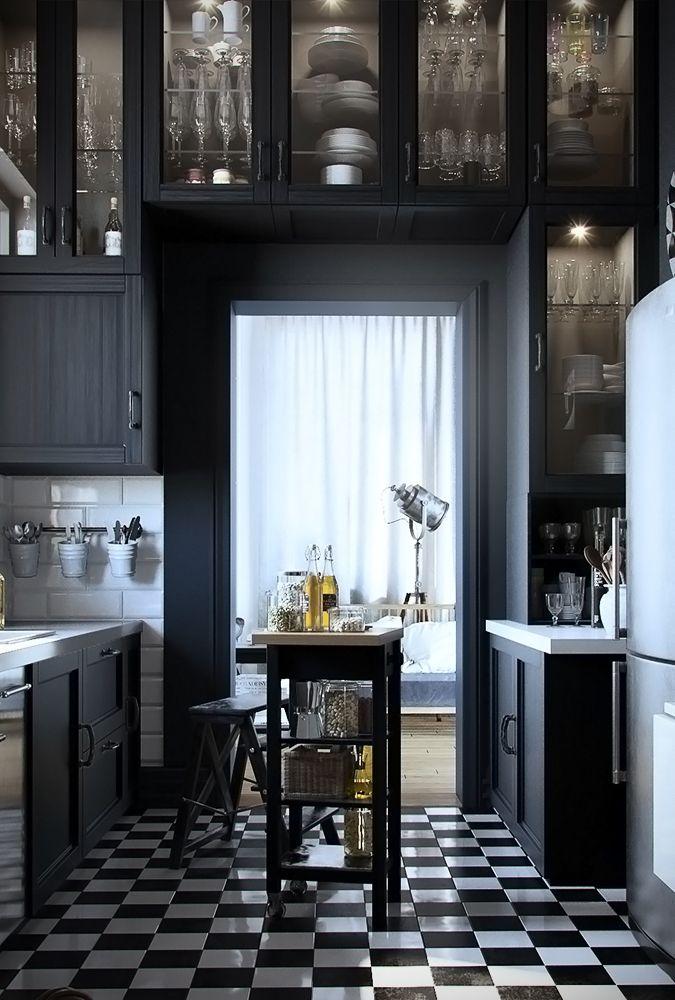 IKEA kitchen study on Behance | 3d/2d
