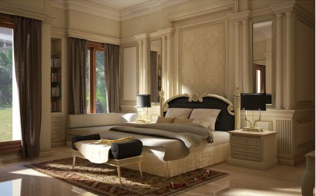 Beautiful 16 Elegant Modern Bedrooms For Real Enjoyment