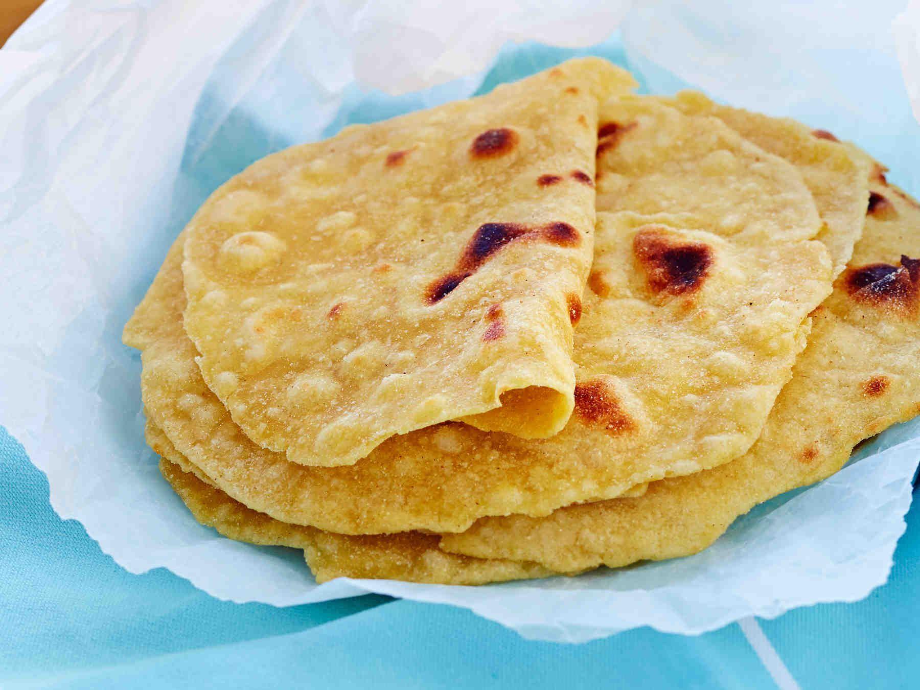 Terveelliset Tortillat