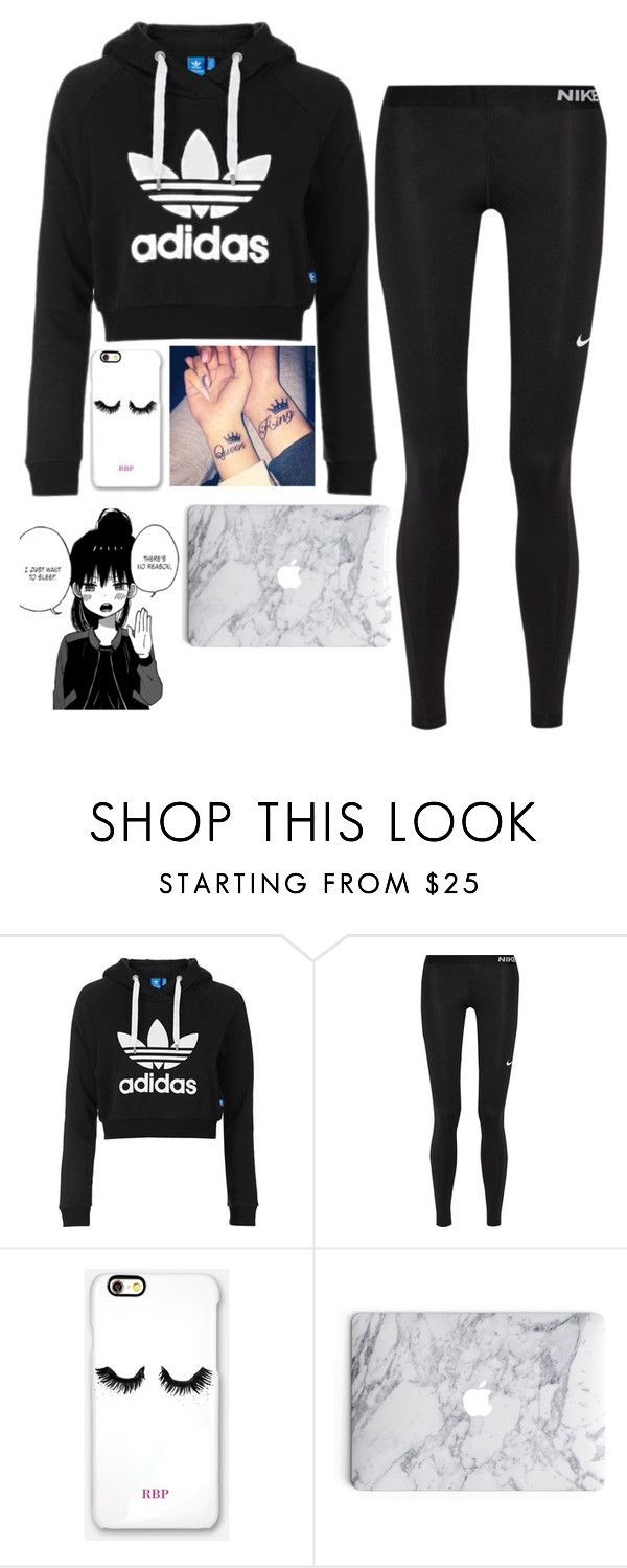 """Me right now 😂"" by graciegirl2015 ❤ liked on Polyvore featuring Topshop, NIKE and Rianna Phillips"