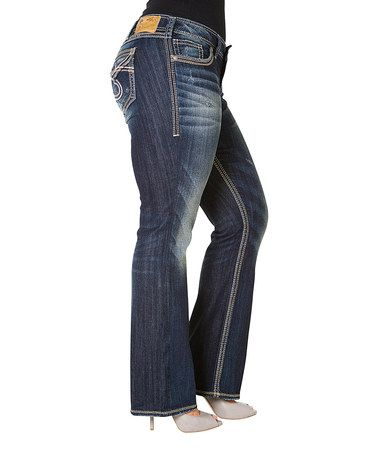Plus Size Miss Me Jeans | Silver Jeans Suki Surplus Plus Size ...