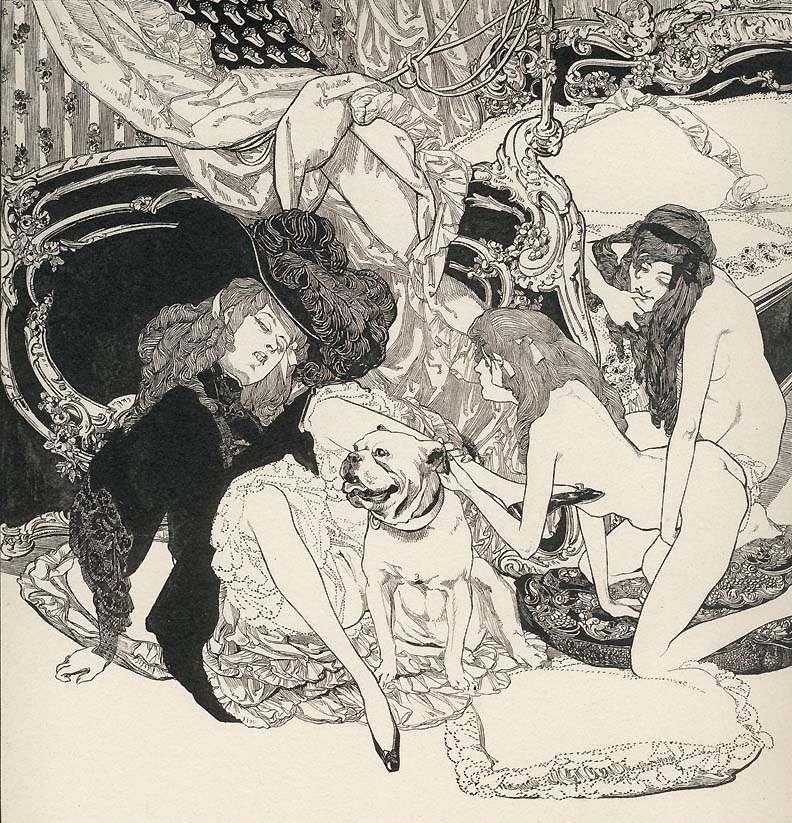эротика в старинных гравюрах и рисунках смотреть чтож, если она
