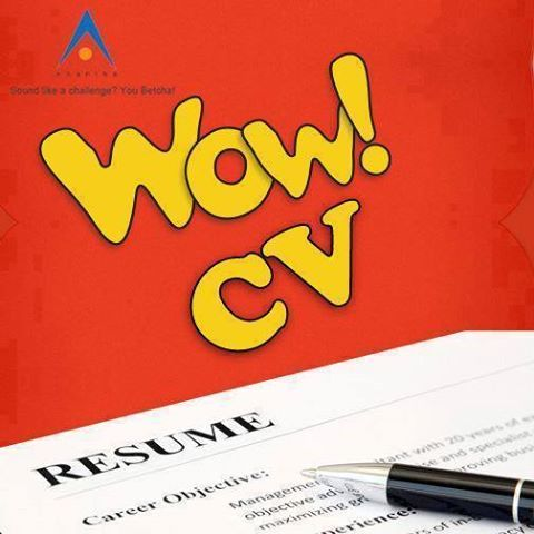 How Can You Show Your Resume Weightage At Competitions, WOW CV helps them to implement wow factor in your CV. http://www.anantha.co.in/wow-cv