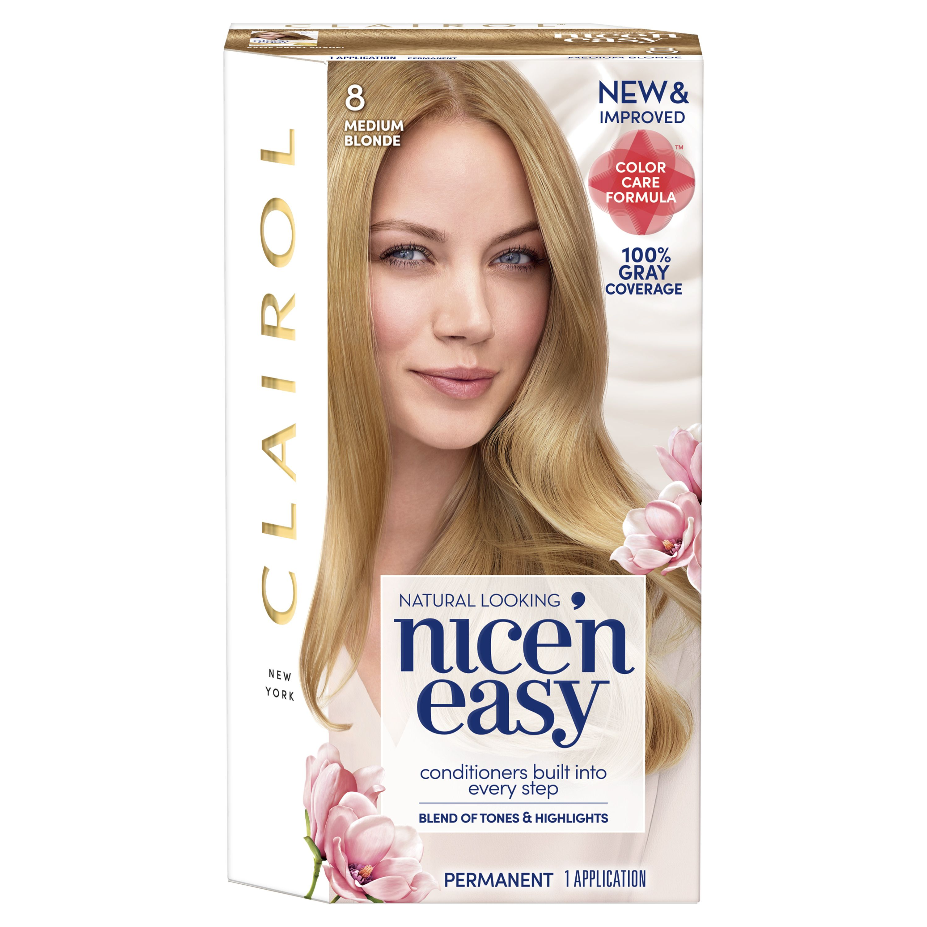 103a Natural Medium Neutral Blonde Clairol Review With Images